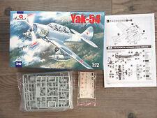 "YAKOVLEV YAK-54 ""YELLOW 07 SOVIET/AFGANISTAN""  A-MODEL 1/72"