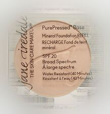 Jane Iredale PurePressed Base Mineral Foundation SPF20 Refill Honey Bronze .35oz