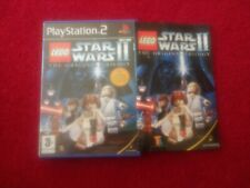 LEGO Star Wars II The Original Trilogy PS2 complete