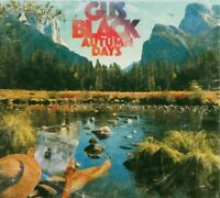 GUS BLACK - AUTUMN DAYS  CD NEW