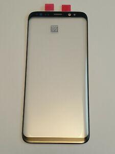 Vitre avant - écran tactile pour Samsung Galaxy S8