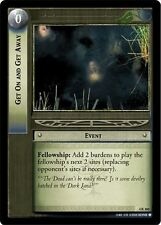 LoTR TCG TTT The Two Towers Get On And Get Away 4R304