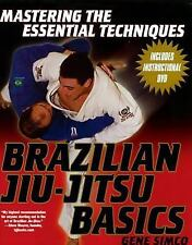 Brazilian Jiu-Jitsu Basics by Gene Simco Mastering Essential Techniques with DVD