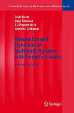 Kinematics and Dynamics of Multibody Systems with Imperfect Joints: Models and C
