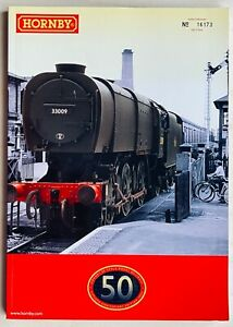 Hornby 00 gauge Catalogue 2004 50th anniversary edition very good condition