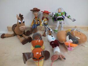 Toy Story Bundle Buzz Woody Jessie Mr Potato Head Bullseye Slinky Dog (Hol)