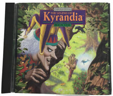 Fables & Fiends The Legend of Kyrandia: Book One (PC) Vintage 1992