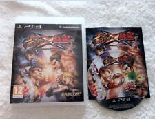 STREET FIGHTER X TEKKEN PS3 PLAYSTATION 3 PLAY STATION 3