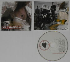 Kill Hannah - For Never & Ever - U.S. promo label cd