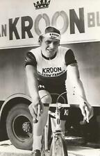 Cyclisme, ciclismo, wielrennen, radsport, cycling, JO DE BOER