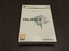 FF XIII Edicion Coleccionista 13 Xbox 360 Pal España Completo
