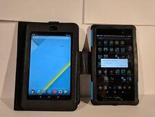 1st/2nd gen Nexus 7 32gb bundled with cases!Pls read description*