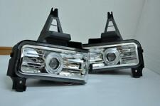 Toyota Land Cruiser FJ200 (2007/9~ 2012/1) CCFL Projector Fog Lamp Chrome