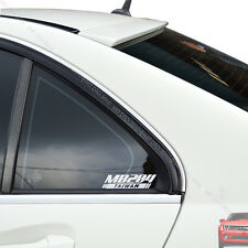 08-13 Painted Mercedes BENZ W204 OE Type Rear Roof Spoiler Wing ABS§