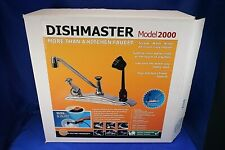 Dishmaster 2000 Kitchen Faucet Prerinse Faucet by SilverStream - New in open box