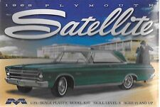 Moebius Models 1965 Plymouth Satellite in 1/25 1215 ST