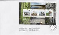 Canada 2012 - #2504 Baby Wildlife Definitives - FDC