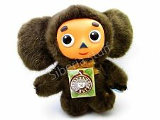 Russian Soft Plush Speaking Toy Cheburashka From Siberia (чебурашка)