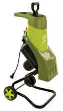 Sun Joe CJ601E 14 Amp Electric Portable Corded Garden Chipper Wood Shredder