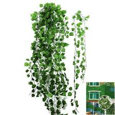 60 X 2.4m Artificial Ivy Vine Plant Garland Fake Foliage Home Wedding Party Shop