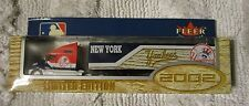 2002 New York Yankees Truck Trailer Metal Die cast Collectibles Scale 1:80