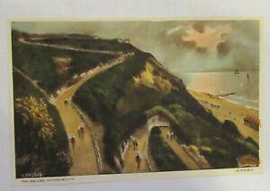 The Zig-Zag, Bournemouth. C Fyldes. Old Postcard