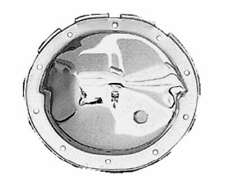 Differential Cover Kit Chrome GM 8.5 Ring Gear TRANS-DAPT 9037 Fits Chevy and GM