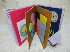 Quiet Book, Entertaining toy for kids while stay at home, busy book activity toy