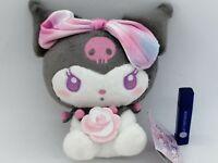 My Melody Kuromi Romantic Rose Mascot Plush Doll 2020 aprx.6.69inch Sanrio (m6