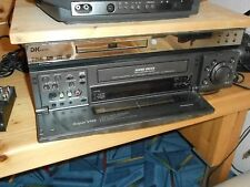 Top Zustand - Panasonic NV-HS950 - 7-Kopf SVHS-Videorecorder inkl. Fernbedienung