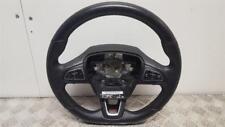 2015 Ford Focus ST Multifunction Flat Bottom Steering Wheel F1EB-3600-AAG