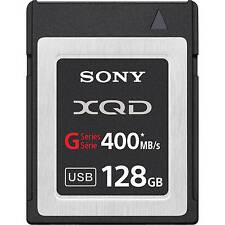OFFICIAL Sony XQD memory card 64 GB G Series high speed model QD-G128A SPEEDPOST