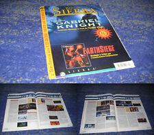 Gabriel Knight  Sierra Adventure PC und Heft Lösung Sammler deutsch