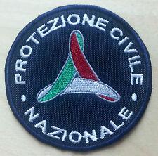 PATCH RICAMO TOPPA PROTEZIONE CIVILE NAZIONALE