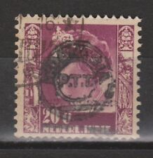 Sumatra 27b OVERPR. INDONESIA PTT 222/211z Japanese occupation Japanse bezetting