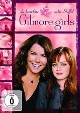 GILMORE GIRLS, Staffel 7 (6 DVDs im Slimpack mit Schuber)