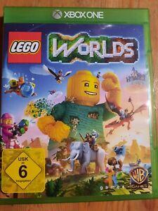 LEGO Worlds (Microsoft Xbox One, 2017)