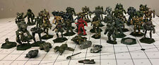 Vintage Ral Partha BattleTech Figures Mechwarrior OOP Metal HUGE LOT~~ *RFS5#5*