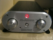 Musical Fidelity X-A100R mit externem Netzteil
