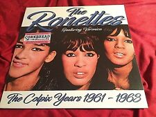 The Ronettes ‎– The Colpix Years (1961-1963) NEW/SEALED 180g LP phil spector