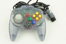 Hori Nintendo 64 Hori Pad Mini Sweet Purple Clear Controller N64 From Japan