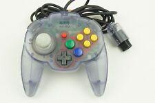 Hori Nintendo 64 Hori Pad Mini Sweet Purple Clear Controller N64 From Japan