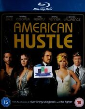 American Hustle (Christian Bale) Blu-Ray 2013 New And Sealed