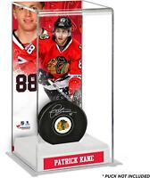 Patrick Kane Chicago Blackhawks Deluxe Tall Hockey Puck Case - Fanatics