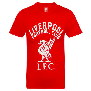 Liverpool FC Mens T-Shirt Graphic OFFICIAL Football Gift