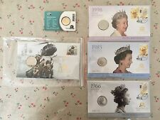 2016 Sydney ANDA Money Expo Three Queen PNCs Set, Vietnam PNC & S privy $1 Coin