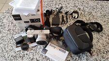 Sony Alpha 6000 Silber E PZ 16-50 mm F3.5-5.6 OSS WiFi