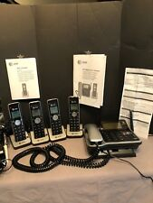 AT&T CL84102 Expandable Corded base Plus 4 Expansion handsets