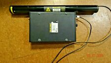 Melles Griot 05 Lhp 991 He Ne Helium Neon Laser With 05 Lpl 915 065 Power Supply