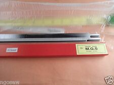 """12 High speed Steel KNIVES for EASTMAN STRAIGHT EDGE CUTTING MACHINES 10"""" inch"""